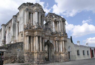 altes Gebäude - Antigua - Guatemala