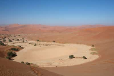 Selbstfahrerreise Namibia - Sossusvlei - Namib-Naukluft National