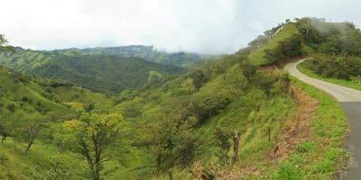 Berglandschaft - Hochland - Costa Rica