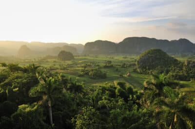 Berglandschaft - Vinales Tal - Kuba