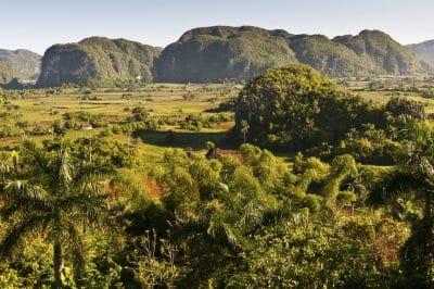 Landschaft - Vinales Tal - Kuba