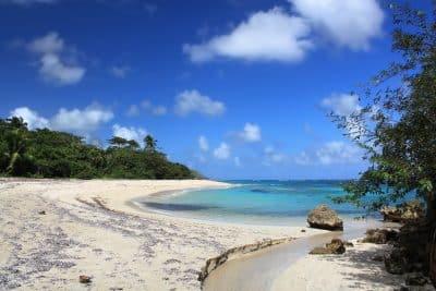 Strand - bei Baracoa - Kuba