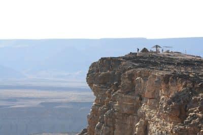 Aussichtspunkt am Canyon - Fish River Canyon